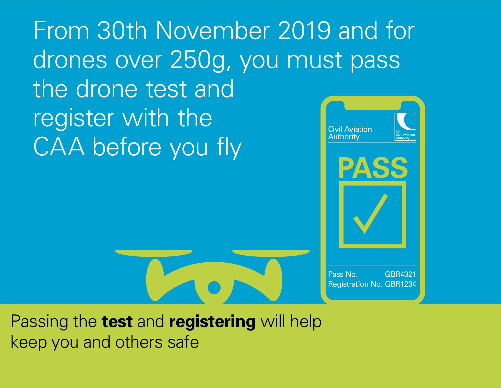 DroneSafe Registration 2019
